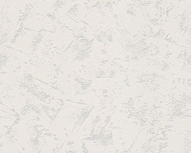 Non-Woven Wallpaper Paintable Plaster AS Creation 5202-10 online kaufen