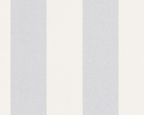 Wallpaper paintable stripes white AS Meistervlies GO 2475-13 online kaufen