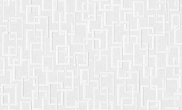 Wallpaper paintable design modern white AS Meistervlies PRO 9500-17