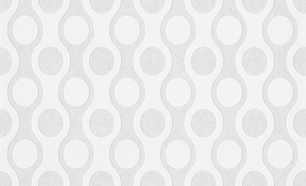 Wallpaper paintable design modern white AS Meistervlies GO 9615-18 online kaufen