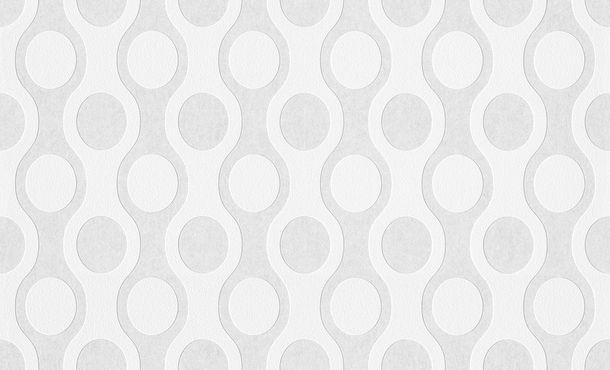 Wallpaper paintable design modern white AS Meistervlies PRO 9501-16