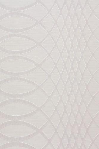 Wallpaper Dieter Langer graphic retro whitegrey 55905 online kaufen