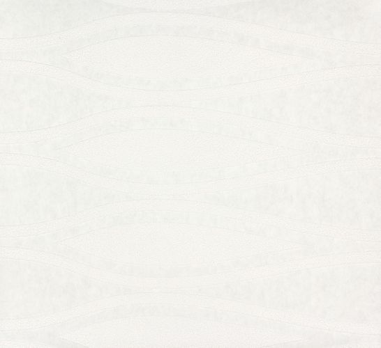 non-woven wallpaper paintable retro white wallpaper Patent Decor 3D Marburg 9438 online kaufen