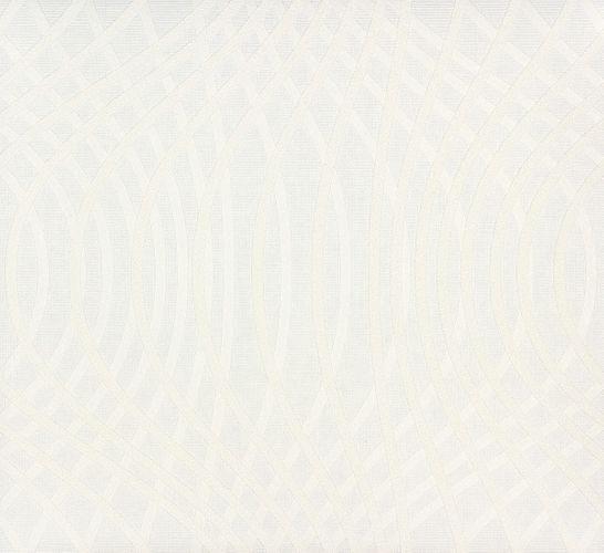 Tapete Vlies überstreichbar Wellen weiß Patent Decor 3D 9452 online kaufen