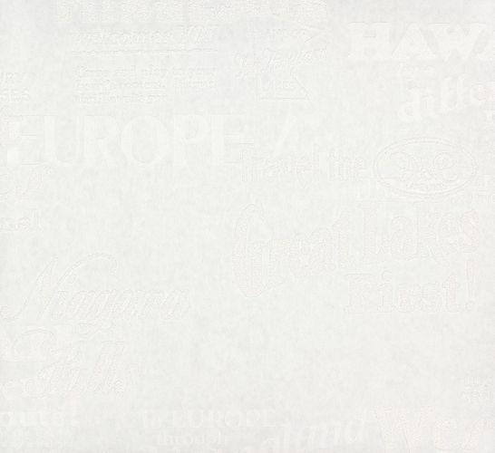 non-woven wallpaper paintable vintage white wallpaper Patent Decor 3D Marburg 9463 online kaufen
