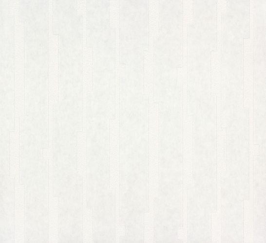 non-woven wallpaper paintable stripes white wallpaper Patent Decor 3D Marburg 9439 online kaufen
