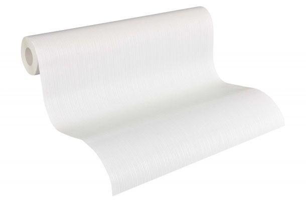 Wallpaper paintable striped white Pigment 9275-14 online kaufen