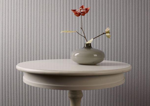 Wallpaper paintable striped white Pigment 95216-1 online kaufen
