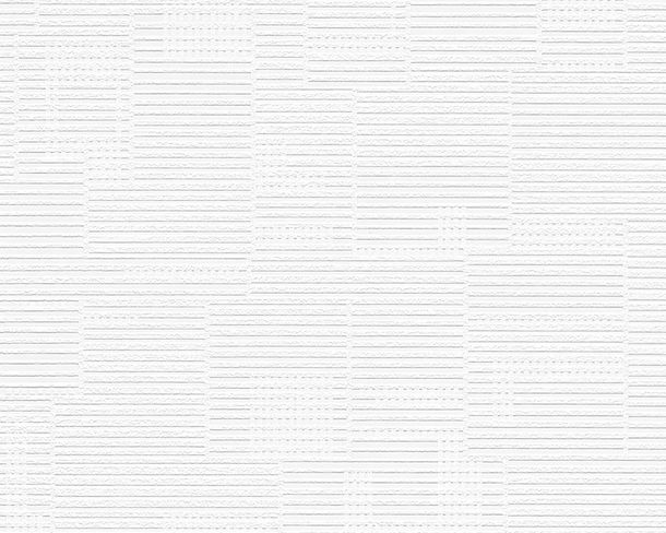 Wallpaper paintable graphic white Pigment 95339-1
