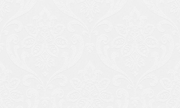 Wallpaper paintable ornament white Pigment 9567-12 online kaufen