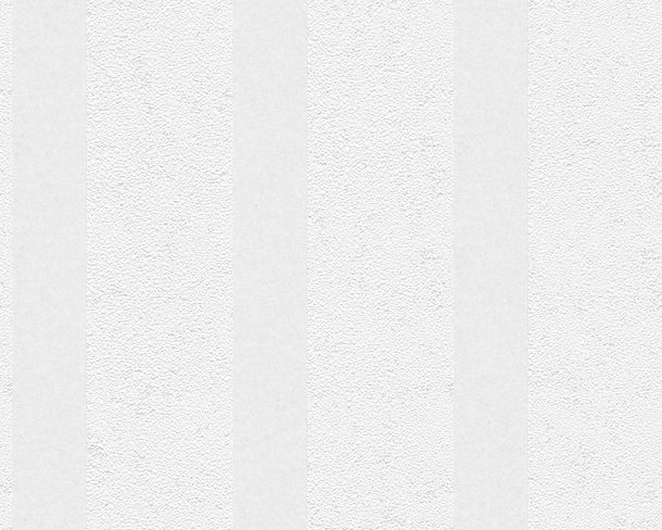 Wallpaper paintable striped white Pigment 9571-15 online kaufen