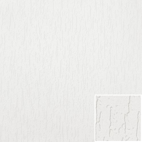 Vinyl Wallapper Paintable Structure White Grandioso 15m XXL 2725-15