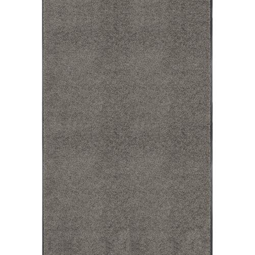 Dirt catching runner clean Proper Tex grey width 90 cm / 35.43 '' width online kaufen