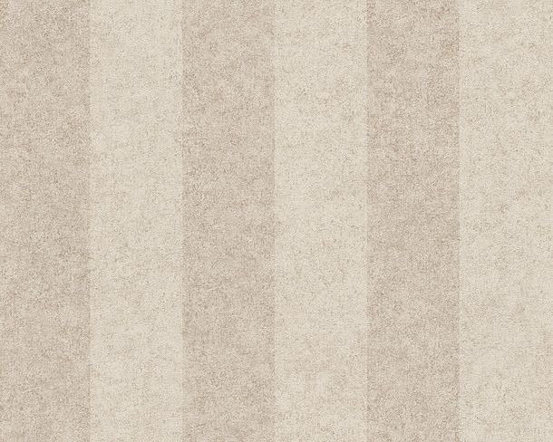 Wallpaper Versace striped silver beige 96217-3
