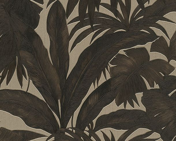 Wallpaper Versace nature anthracite gold 96240-1 online kaufen