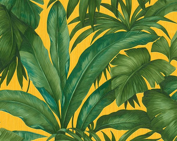 Wallpaper Versace nature green yellow 96240-3 online kaufen