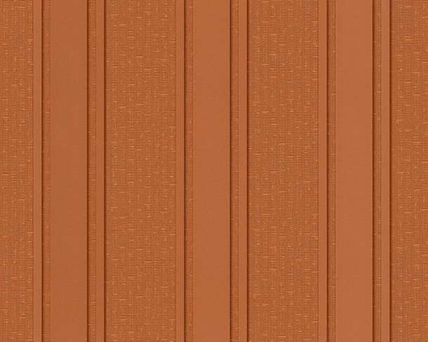 Wallpaper Versace striped copper 96237-2