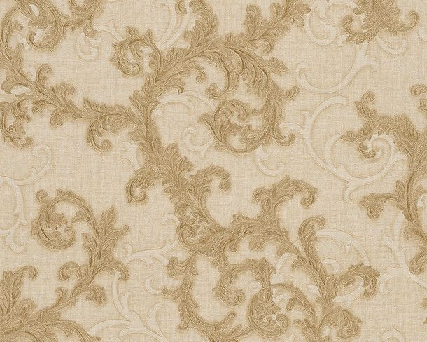 Wallpaper Versace ornament gold cream 96231-2 online kaufen