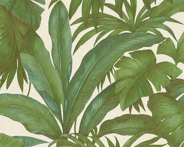 Wallpaper Versace nature green cream 96240-5 online kaufen