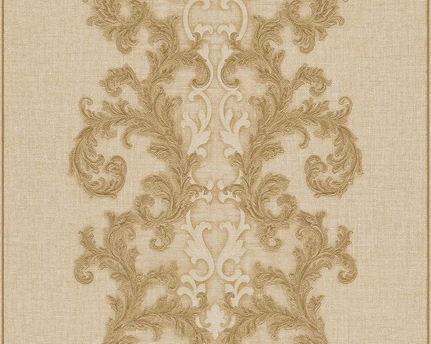Wallpaper Versace ornament gold 96232-2