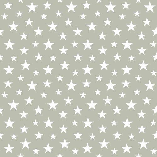 Kinder-Vliestapete Sterne grau weiß 128716 online kaufen