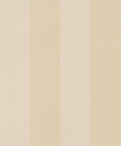 Non-Woven Wallpaper stripes metallic beige gold Amira 225982 online kaufen