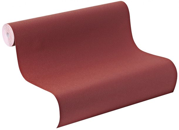 Wallpaper plain structure red Rasch Cosmopolitan 576306