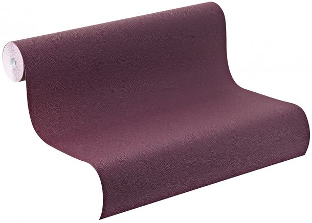 Wallpaper plain structure purple Rasch Cosmopolitan 576085 online kaufen