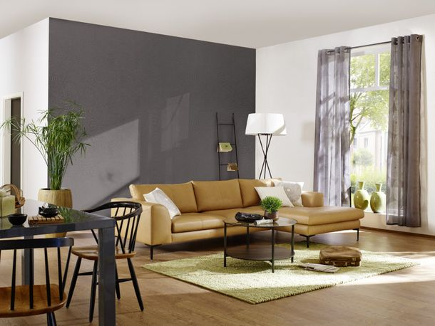 Eyelet curtain Zen Garden semi-transparent circle black 196745 online kaufen