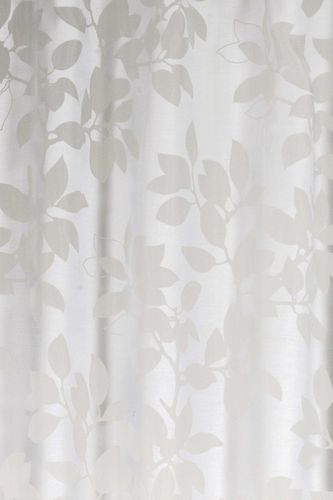 Loop curtain Spring Time flower white semi-transparent Elbersdrucke 196776 online kaufen