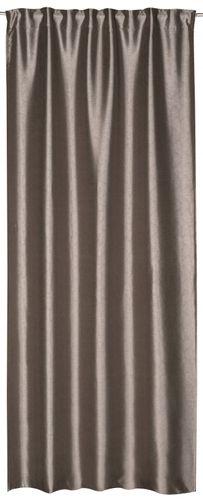 Schlaufenschal Deep Shade Design braun Verdunklungsstoff 196202
