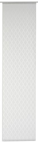 Panel-curtain Slalom 60x245 cm Design white semi-transparent 196479 online kaufen