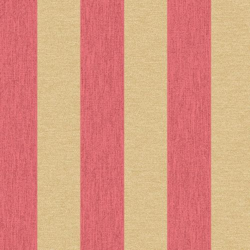 Wallpaper stripes gold red Graham & Brown Midas 20-720 online kaufen