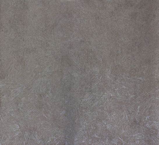 Non-Woven Wallpaper Plain Plaster grey Metallic 56834 online kaufen