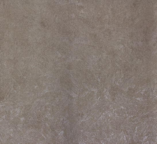Non-Woven Wallpaper Plain Plaster taupe Metallic 56837