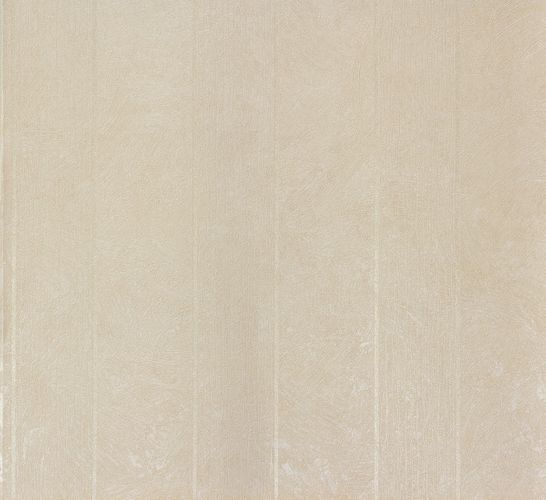 Non-woven wallpaper cream gold stripes Marburg 56832 online kaufen