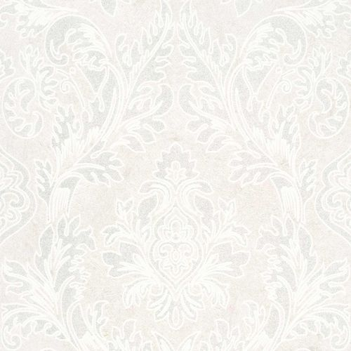 Non-woven wallpaper cream silver baroque Marburg 56806 online kaufen