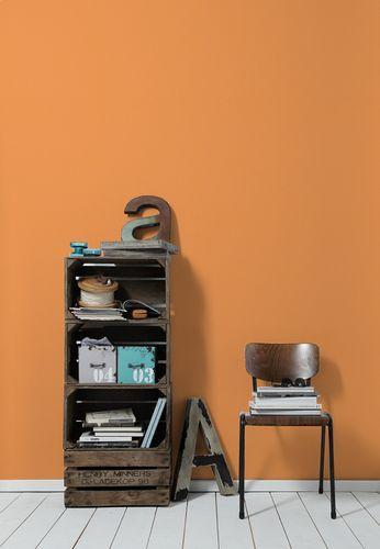 Kids Wallpaper Plain Design orange 3095-87 online kaufen