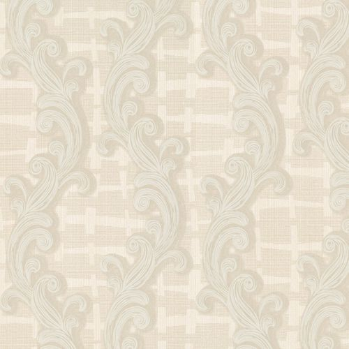 Non-woven wallpaper cream beige ornament Marburg 56104 online kaufen