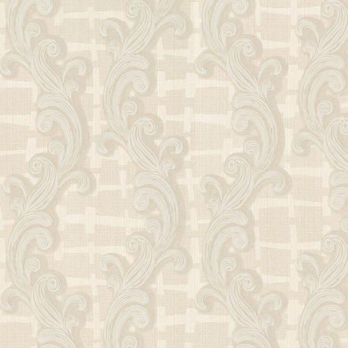 Non-woven wallpaper cream beige ornament Marburg 56104 online kaufen