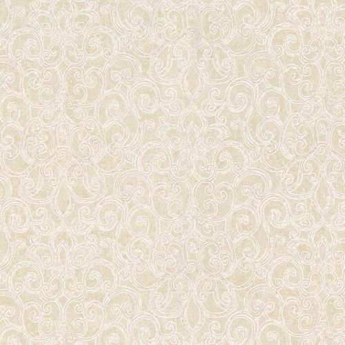 Non-woven wallpaper beige cream ornament Marburg 56148 online kaufen