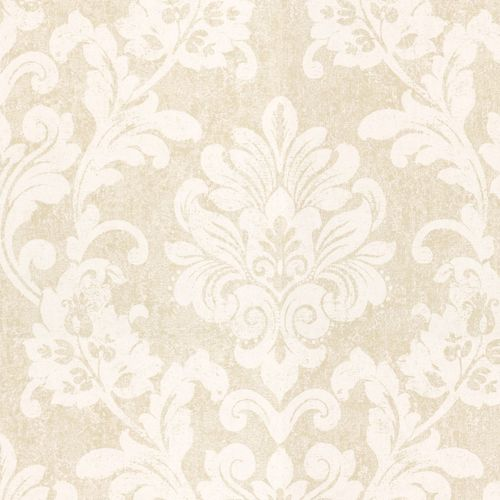 Non-woven wallpaper beige cream ornament Marburg 56149 online kaufen