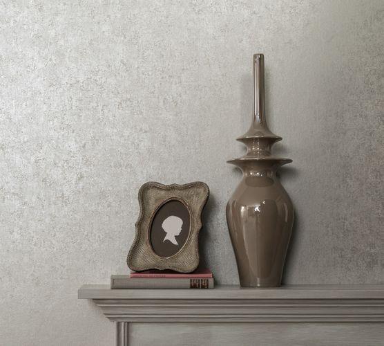 Non-woven wallpaper brown structure Marburg 56137 online kaufen