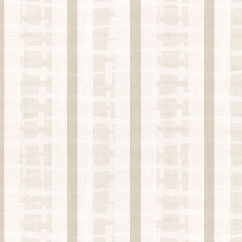 Non-woven wallpaper beige metallic striped Marburg 56110 online kaufen