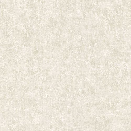 Non-Woven Wallpaper Plain pearl white Metallic 56135