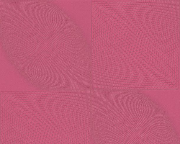 Non-woven wallpaper pink modern Cocoon A.S. Creation 95763-3 online kaufen