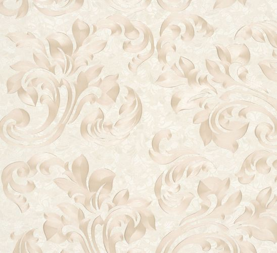 Wallpaper cream flower Opulence Marburg 56030 online kaufen