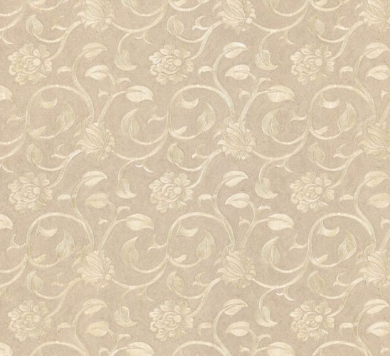 Wallpaper cream flower Opulence Marburg 56005