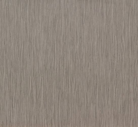 Non-Woven Wallpaper Stroke Design taupe dark grey 56507