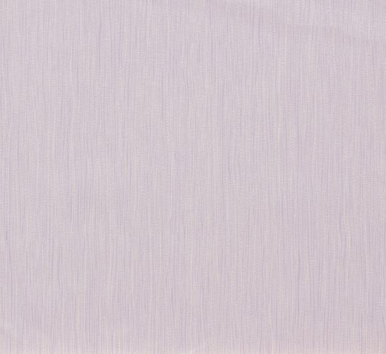 Non-Woven Wallpaper Stroke Design lilac white 56532